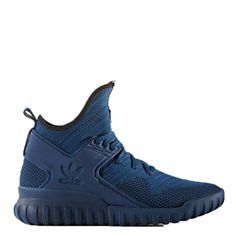 TUBULAR X PK Street-ready Tubular sneakers with design inspiration from the adidas Forum. These shoes look to the future while staying true to their Tubular roots. Inspired by the adidas Forum basketb