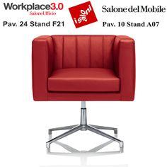 @Salonedelmobile pav 10 stand A07  @Workspace 3.0 pav 24 stand F21