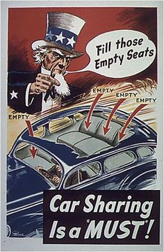 Car sharing is a must !