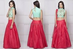 Lehenga Designs For Engagement Ceremony Lehenga Design For Engagement, Lehenga Collection, Lehenga Designs, Prom Dresses, Formal Dresses, Indian Designer Wear, Indian Wear, Gowns, Clothes For Women