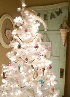 Would love a white christmas tree x
