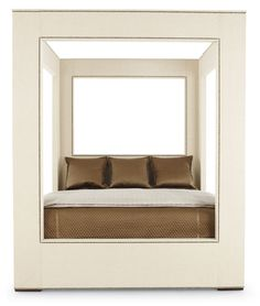 Bernhardt InteriorsCanopy Bed (King)(330-HFR9/FP79/BP79) by Bernhardt Hospitality