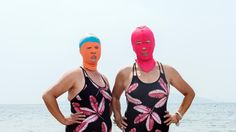 The Magnificent Facekinis of Qingdao by Peter Biľak (Works That Work magazine)