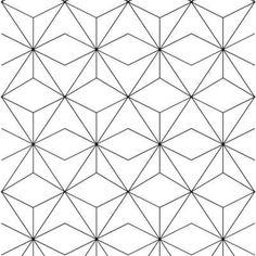 Sashiko Pattern 2: Sashiko Pattern 8