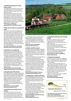 ~ 50 ways to explore the South Downs (part 4) ~ #locallife #SouthDowns #explore #history #heritage #health #countryside #rural #Hampshire #Sussex