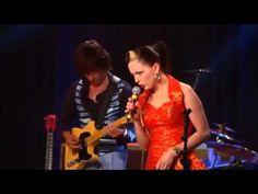 Jeff Beck & Imelda May   Rock n Roll - YouTube