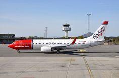 6000th Boeing 737 - LN-NOL Boeing 737-800 Norwegian