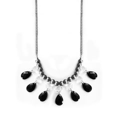 U-Boutique Shops | Transparent glass beads, plastic drops, pearls necklace,Handmade,Beadwork,Woman necklace,Statement Jewelry,Unique Jewelry | tami peretz