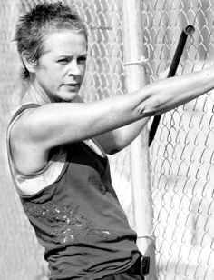 The Walking Dead - Carol I'll admit, at first I thought she needed to go... But she's grown into a real badass.