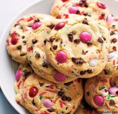 Çikolata Parçacıklı Cookie Tarifi | 7/24 Kadın | Kadınlar İçin Her Şey