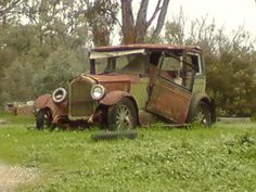 rusty & rugged & rustic !! enthusiasts visit australian blog - http://my28chev.blogspot.com.au