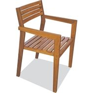 Find Mimosa Mareeba Timber Dining Chair at Bunnings Warehouse. Visit your local store for the widest range of outdoor living products. Outdoor Chairs, Dining Chairs, Outdoor Furniture, Outdoor Decor, Chair Price, Camping Chairs, Garden Chairs, Outdoor Living, Home And Garden