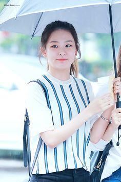 150626 레드벨벳 RED VELVET 슬기 SEULGI going to KBS 뮤직뱅크 Music Bank
