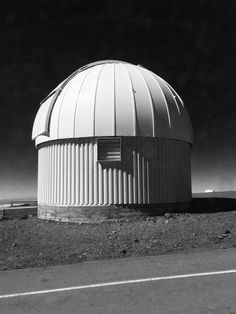 "eastberliner: "" ""Watching aliens"" I, Mauna Kea 2016 """
