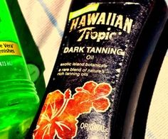 Love this stuff! Gives you the best outdoor tan.