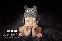 FREE SHIPPING Baby hippo newborn/ baby hat Perfect by MarysKnits, $18.00