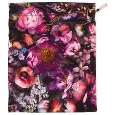 Buy Ted Baker Shadow Floral Laundry Bags Online at johnlewis.com