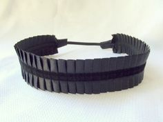 Black Headband,   Etsy Treasury › shades by WickedDarling
