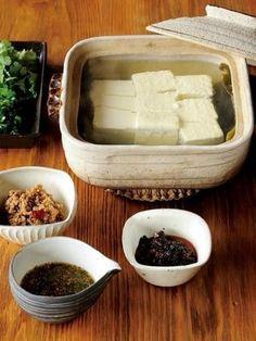 【ELLE a table】たれいろいろの湯豆腐レシピ|エル・オンライン