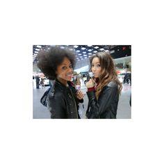 Danielle Peazer's Photo: Gota love my fellow ethnic @Dykey27 xxx  ... ❤ liked on Polyvore featuring danielle peazer, danielle, one direction, 1d e dani