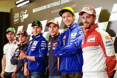 Gran Premio de Austria MotoGp: La rueda de prensa
