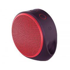 Altavoz Bluetooth Logitech X100 Mobile Wireless Speaker Morado/R   http://www.opirata.com/altavoz-bluetooth-logitech-x100-mobile-wireless-speaker-morador-p-24732.html