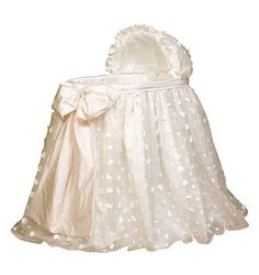 Simply stunning bassinet for any little princess