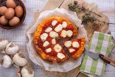Ricetta Frittata alla pizzaiola - Le Ricette di GialloZafferano.it