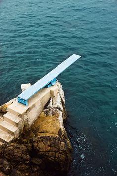 my kinda diving board