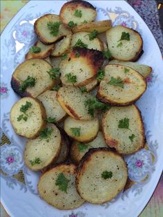 The Best Backyard Grilled Red Potatoes | Your Party Tuned Up
