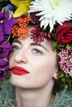 I put a spell on all the stones on the roads and they all turned into beautiful flowers. They will blossom and tell the story of my life as they live on. Story Of My Life, Headpiece, Beautiful Flowers, Fashion, Moda, Headdress, Fashion Styles, Fashion Illustrations