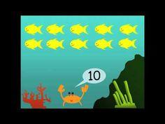 Aprende Numeros del 1 al 10 en Espanol para ninos
