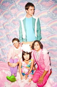 See Deerhoof pictures, photo shoots, and listen online to the latest music. Music Is Life, My Music, Dream Pop, Band Photos, Band Aid, Indie Music, Post Punk, Latest Music, Cool Bands