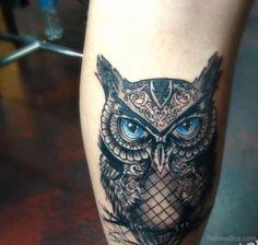 Owl Tattoos | Tattoo Designs Tattoo Pictures | Page 18