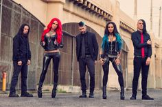 butcher babies images for backgrounds desktop free, kB) Butcher Babies, Heavy Metal Girl, Rock Queen, Pretty Pictures, Pretty Pics, Rocker Girl, Baby Images, Soundtrack To My Life, Punk Outfits