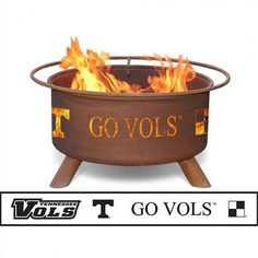 Patina Products University of Tennessee-Knoxville Fire Pit - F230... I need this