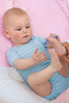 Babygymnastik: Die Beweglichkeit fördern | Baby und Familie