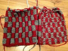 Arkimamman Arkiralli: Eila-mummun tossut Knitting Stitches, Knitting Patterns, Stitch Patterns, Texture, Crochet, Tips, Fashion, Surface Finish, Moda