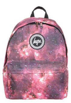 Hype - DEEP SPACE rucksack - multicoloured