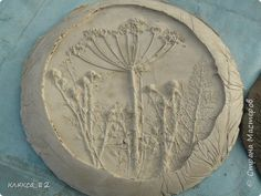 Картина панно рисунок Мастер-класс Литьё МК по отливкам из гипса панно листья магниты ч 1 Гипс фото 12
