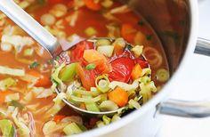 Zsírégető zöldségleves | femina.hu