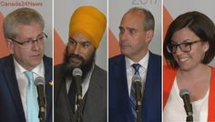 Who's backing whom in the NDP leadership race — and what that means
