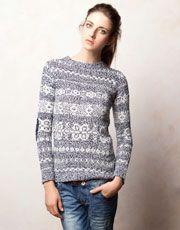 Lovely fair isle jumper