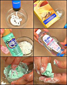 Mark Montano: Cornstarch and Silicone Molds DIY