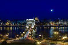 Blue Danube, Blue Moon