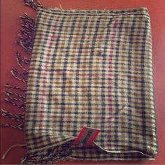 scarf Pierre Cardin cashmere feel multi color pierre cardin  Accessories Scarves & Wraps