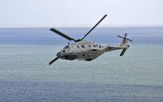 Royal Netherlands Navy NH90