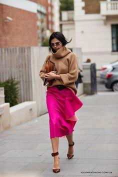 London Fashion Week SS 2018 street style