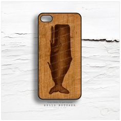 iPhone 6 Case iPhone 5C Case Wood Print Rubber by HelloNutcase
