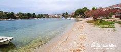 Beach Galešnica - Grebaštica - Dalmatia - Šibenik - Croatia